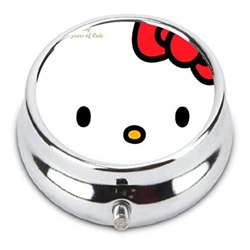 Hello-kitty-Custom-Fashion-Pill-Box-Medicine-Tablet-Holder-Organizer-Case-for-Pocket-or-Purse