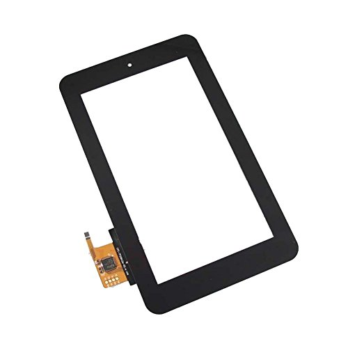 Touch Screen Digitizer Glass Panel (No Lcd Screen) Replacement Repair Part Fix For Hp Slate 7 Tablet (Including Tools) front-55237