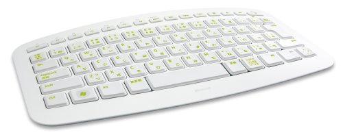 Microsoft Arc Keyboard White (J5D-00028)