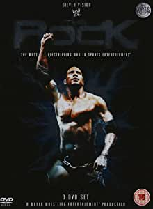 The Rock - The Most Electrifying Man In Sports Entertainment [2008] [DVD]