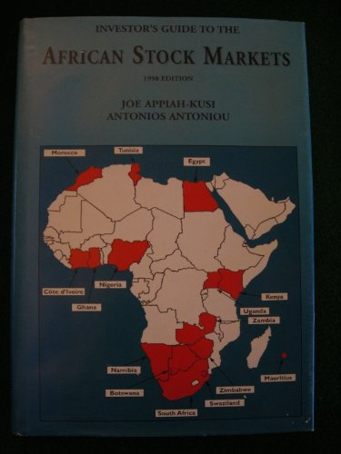 Investor's Guide to the African Stock Markets