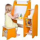 Wymo Kids Activiy Desk & Artist Easel