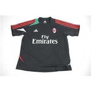 2012-13 AC Milan Adidas F50 Training Shirt (Black) - Kids