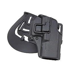 BlackHawk CQC™ Concealment Holster Matte Finish Glock 19