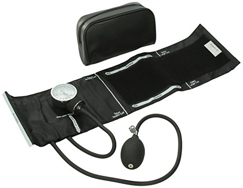 ADC PROSPHYG 760 Pocket Aneroid Sphygmomanometer, Black, Adult (Manual Blood Pressure Cuffs compare prices)