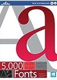 5000 FONTS [Download]