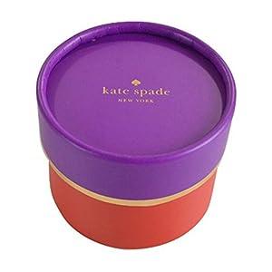 Kate Spade Keychain/Jewelry Gift Box Purple Red by kate spade york by Kate Spade