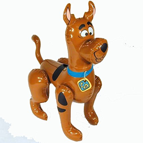 Brand New 19 Inch Scooby Doo Inflatable Blow up Toy - 1