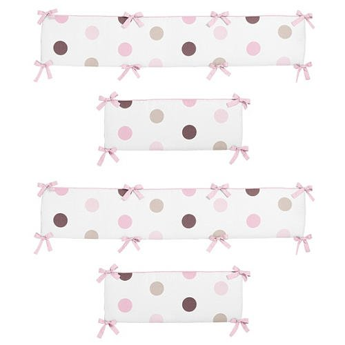 Mod Dot Crib Bedding