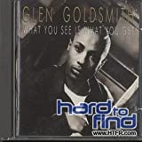 Glen Goldsmith What you see is what you get (1988)