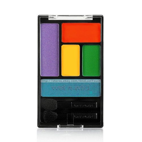 ウェットアンドワイルド Color Icon Eyeshadow Palette 5 Pan Art in the Streets