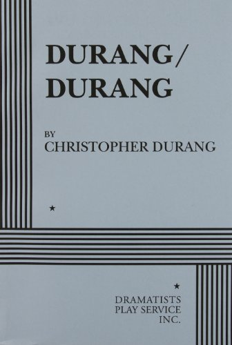 Durang/Durang - Acting Edition