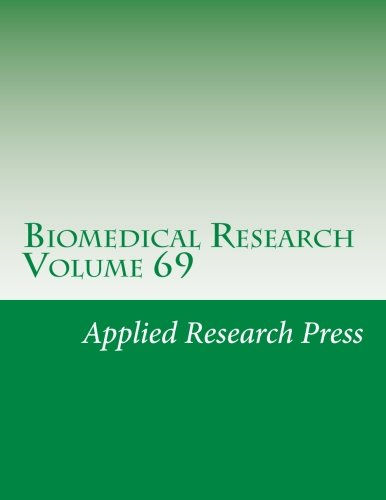Biomedical Research: Volume 69