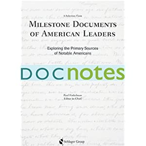 The Primary Documents of Adam Clayton Powell, Jr.: A DocNotes Study Guide Omar H. Ali
