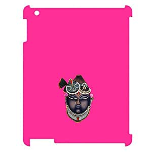Skin4gadgets Lord Srinathji on English Pastel Color-Bubble Gum Tablet Designer CASE for IPAD 2