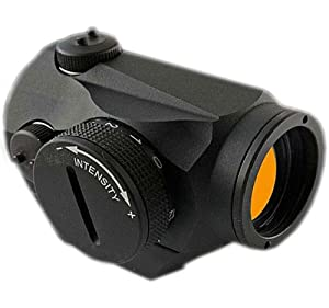 Amazon.com : Aimpoint H-1 4 MOA Micro Sight : Rifle Scopes : Sports