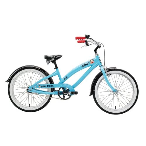 Amazon.com : Nirve Paul Frank Julius Girls' Cruiser Bike