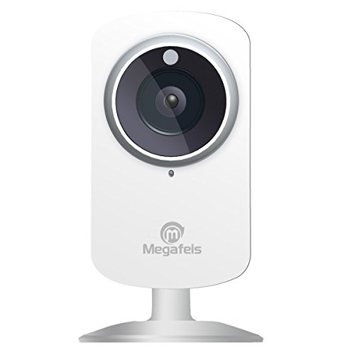 Megafeis® I30 Wi-Fi Wireless Video Security & Surveillance Cameras Monitoring Camera 720P HD 1280x720 123 Degrees Diagonal Cloud Video Recording (CVR)
