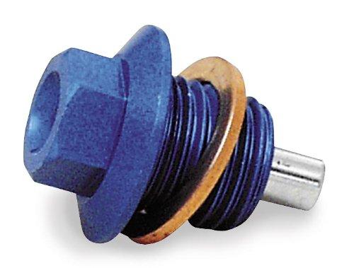 T.M. Designworks Aluminum Drain Plug And Hi-Energy Magnet Mdp-018