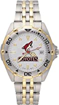 NHL Phoenix Coyotes All Star Watch Stainless Steel Bracelet