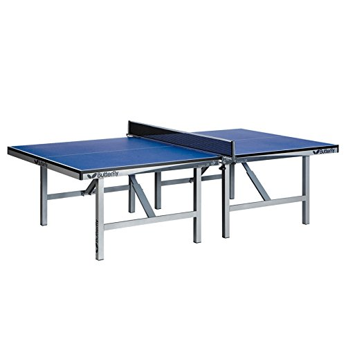 Butterfly Europa 25 Table Tennis Table (Tournament Used)