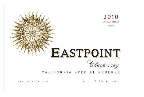 2010 Eastpoint Chardonnay California Special Reserve, 750 Ml