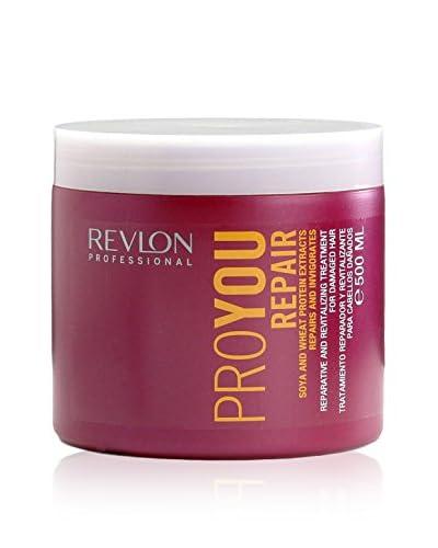 Revlon Tratamiento Reparador Extracto Soja Proteína De Trigo Pro You 500 ml