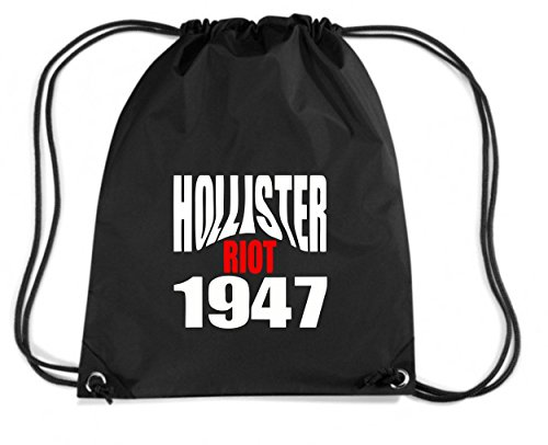 t-shirtshock-sac-a-dos-budget-gymsac-oldeng00523-hollister-riot-1947-taille-capacite-de-11-litres