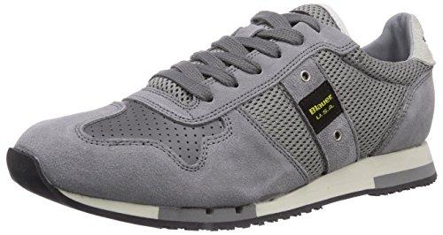 Blauer USA - RAY 1A, Sneakers da uomo, grigio (934), 42