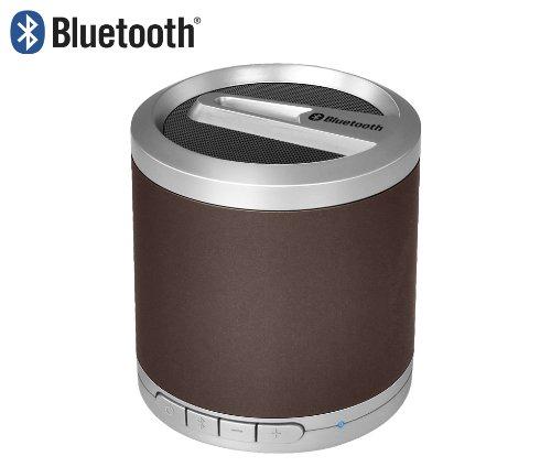 Divoom Bluetune-1 Bluetooth + Streaming-Funktion für die HiFi Anlage, braun