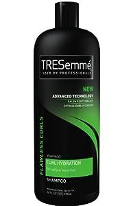 TRESemme Flawless Curls Curl Hydrating Shampoo, 32 Ounce