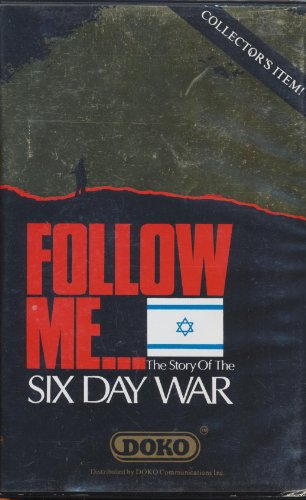 Follow Me: The Story Of The Six Day War [Vhs]