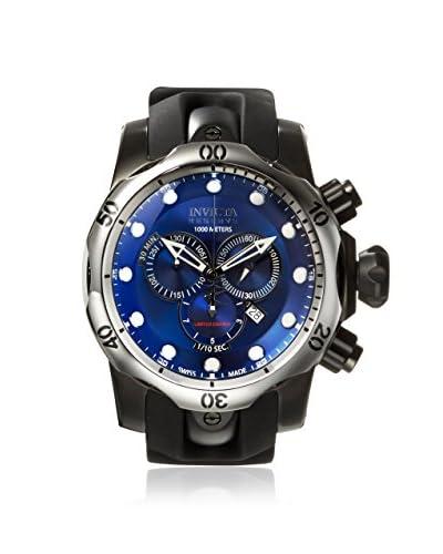 Invicta Men's ILEF0003ASYB Venom Black Polyurethane Watch