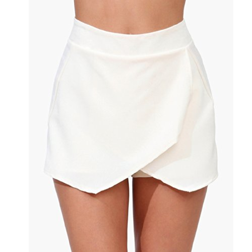 Zeagoo Women's Hot Summer Autumn Shorts Pants Skirt