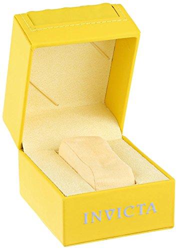 Invicta Unisex-Armbanduhr Analog Automatik Edelstahl beschichtet 8928OB 3