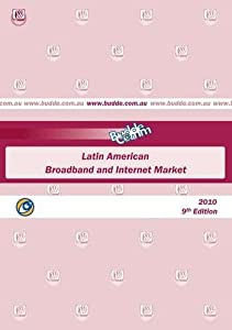 2008 Latin America - Internet Broadband and Convergence Statistics (tables only) Paul Budde Communication Pty Ltd