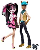 Monster High - Draculaura y Clawd Wolf (Mattel V7961 )