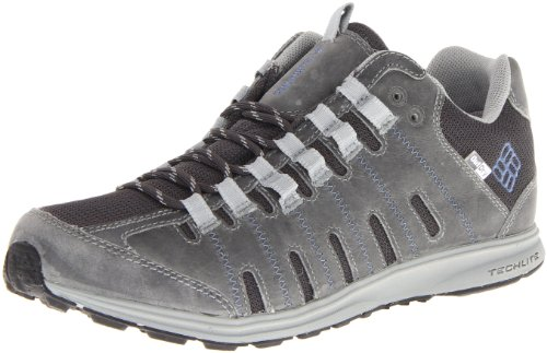 Columbia MASTER FLY OUTDRY Trekking & Hiking Shoes Men grey Grau (Varsity Grey, Night tide 001) Size: 40.5