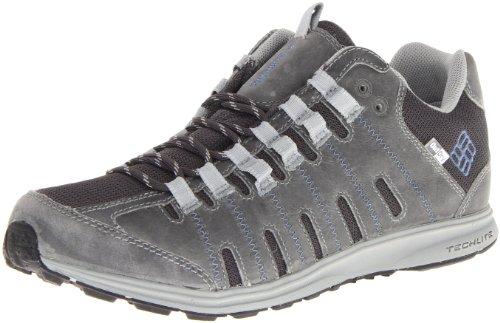 Columbia MASTER FLY OUTDRY Trekking & Hiking Shoes Men grey Grau (Varsity Grey, Night tide 001) Size: 40.5
