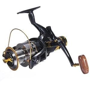 SW60 Moulinet Pêche Roulements à billes haute vitesse