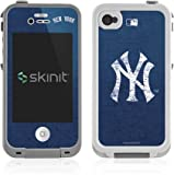MLB | New York Yankees - Solid Distressed | Skinit Skin for Lifeproof iPhone 4 & 4s Case