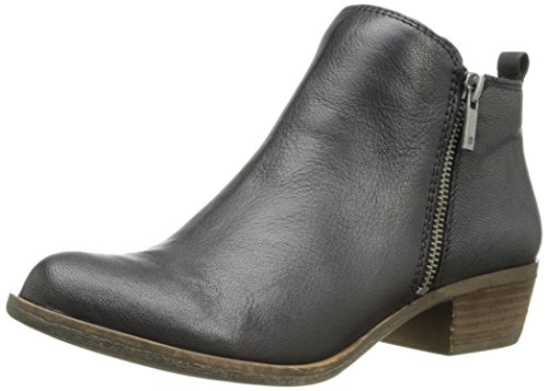 Lucky Women's Basel Boot, Black, 8 M US