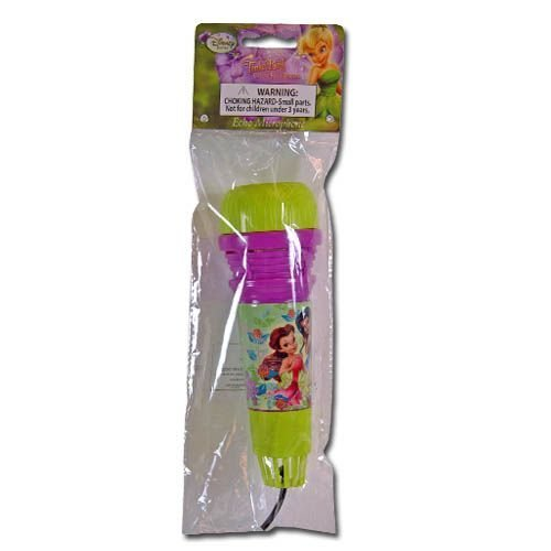 Disney Tinkerbell Fairies Echo Microphone For Kids