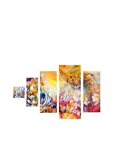 Palacios Key Largo 5-Panel Art Set