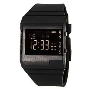 Diesel Men's DZ7150 Black Silicone Watch