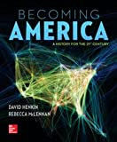 img - for Becoming America book / textbook / text book