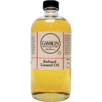 gamblin-alkali-refined-linseed-oil-16-oz-bottle