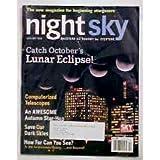 Night Sky Magazine Sept/Oct 2004 (Catch October's Lunar Eclipse!, Vol. 1)