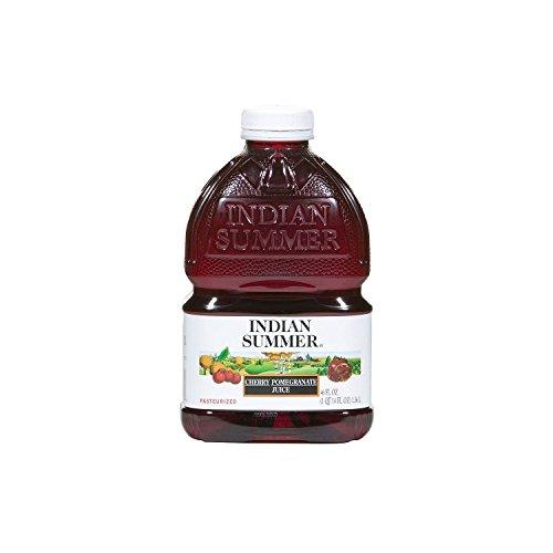 Indian Summer Cherry Pomegranate Juice - 8 pk. - 46 oz. (Indian Summer Cherry Juice compare prices)