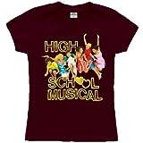 High School Musical - Jump Girl's T-Shirt